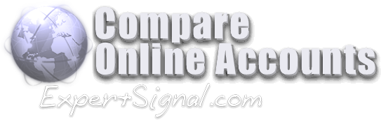 COMPARE ONLINE FOREX ACCOUNTS